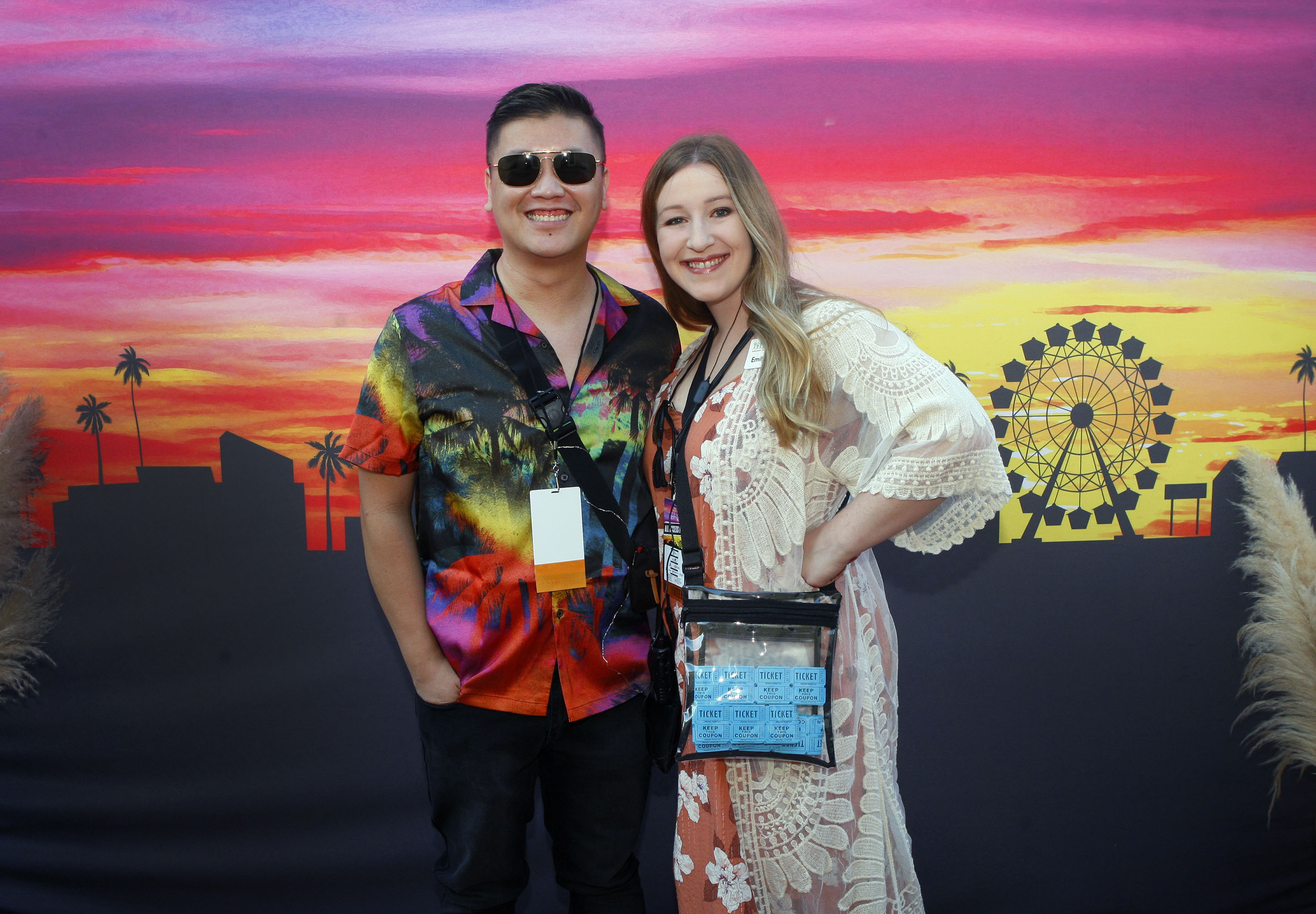 Keys to Success Festival, held at the Balboa Resort in Newport Beach on Monday October 2, 2021. Photographed by Karen Tapia